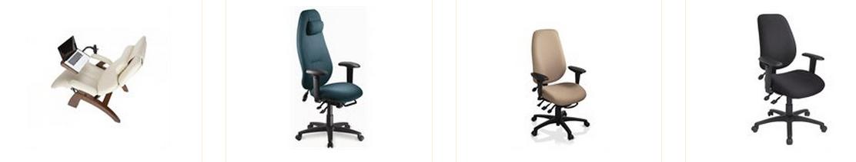 bureau comment choisir de bonnes chaises de travail. Black Bedroom Furniture Sets. Home Design Ideas